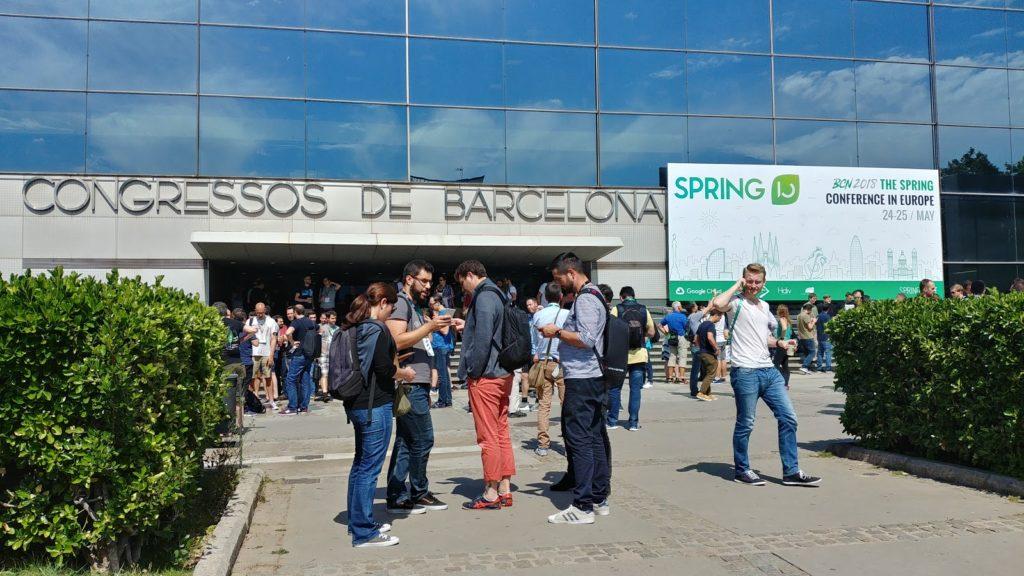 Spring IO Barcelona MoroSystems2