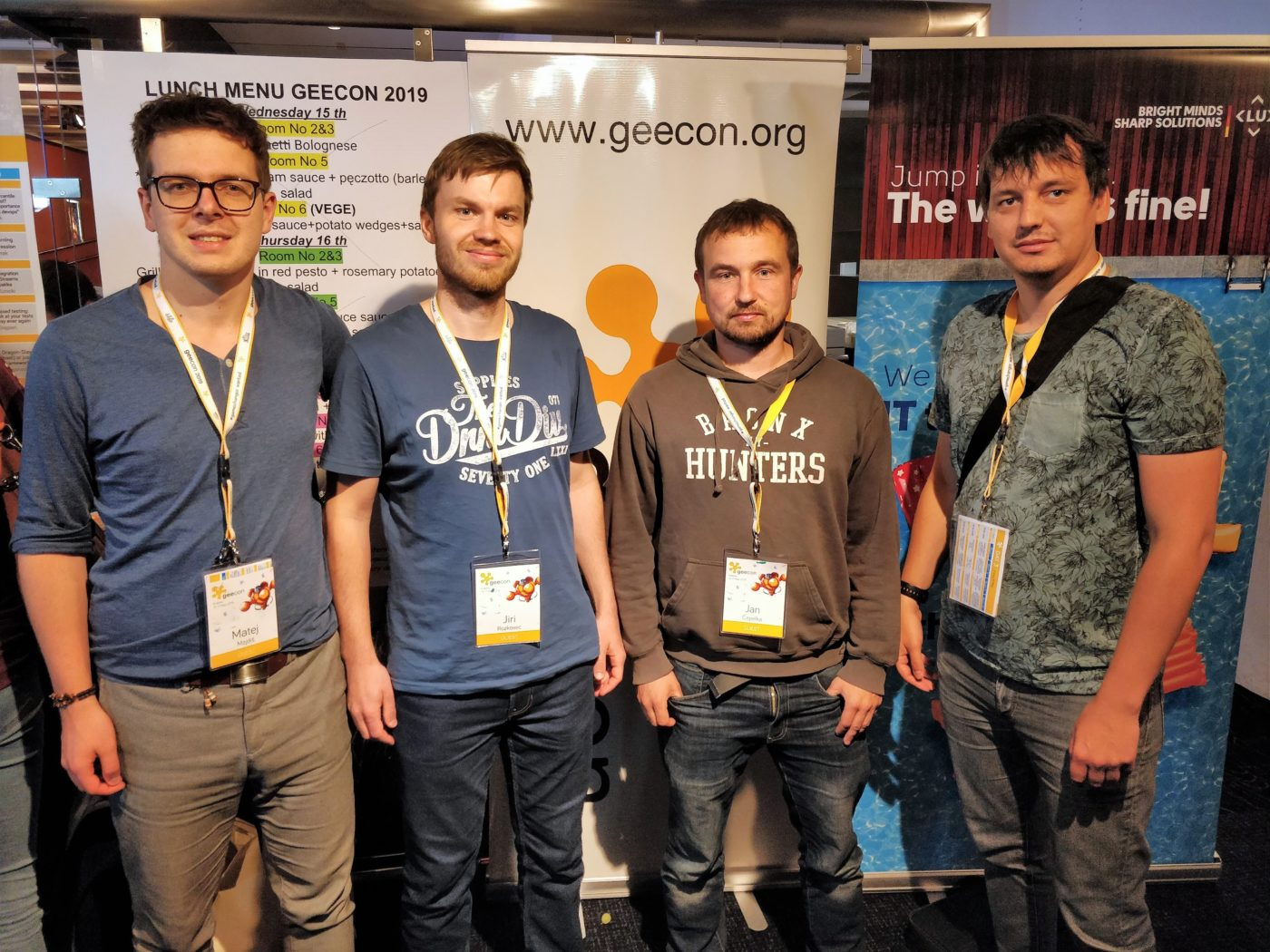 Geecon Krakow 2019 MoroSystems