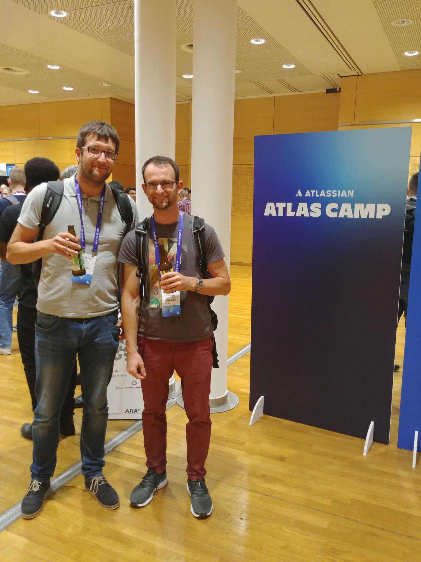 Atlas Camp 2019 MoroSystems
