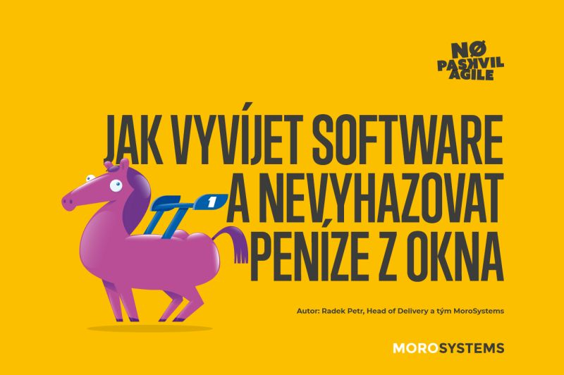 No Paskvil Agile e-book MoroSystems